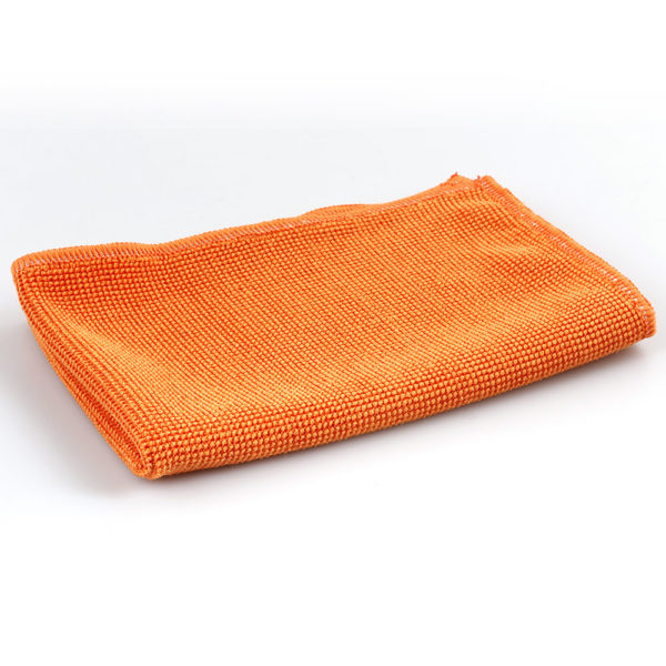 WHOOSH! 2-in-1 Antimicrobial Microfiber Cleaning Cloth -  12 Pack