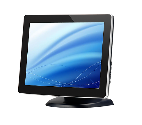 TPK  17'' Multi-Touch Slim Line Monitor - M17A-1101 - 2 Touch (special price while supplies last)
